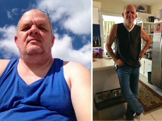 Brett Lloyd Fat Loss Transformation Depression Carnivore