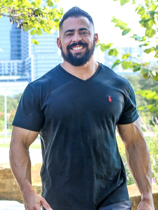 Danny Vega carnivore lift keto diet hypertrophy training transformation muscle gym body recomp