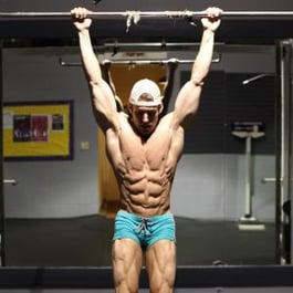 Dr. Kevin Stock bodybuilding
